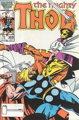 Thor # 369 Issues V1 (1966 à 1996)