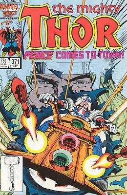Thor # 371 Issues V1 (1966 à 1996)