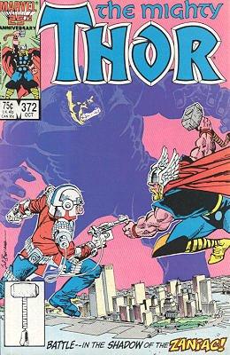 Thor # 372 Issues V1 (1966 à 1996)