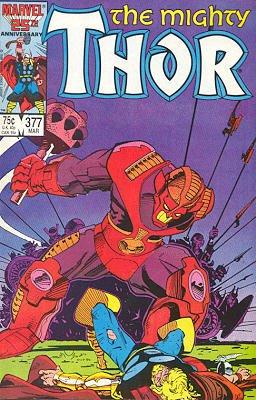 Thor # 377 Issues V1 (1966 à 1996)