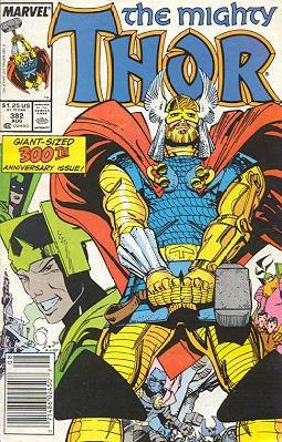 Thor # 382 Issues V1 (1966 à 1996)
