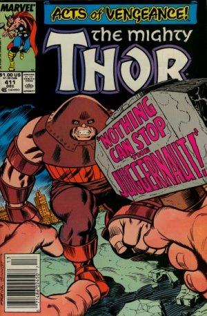 Thor # 411 Issues V1 (1966 à 1996)