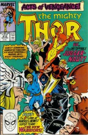 Thor # 412 Issues V1 (1966 à 1996)