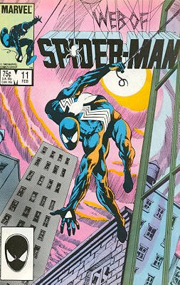 Web of Spider-Man # 11