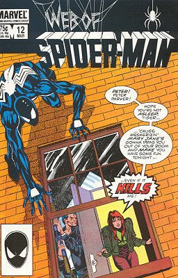 Web of Spider-Man # 12