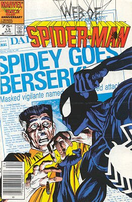 Web of Spider-Man # 13