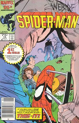 Web of Spider-Man # 16