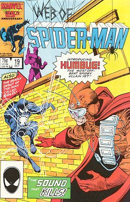 Web of Spider-Man # 19