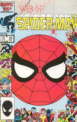Web of Spider-Man # 20