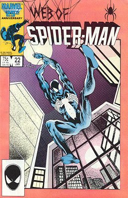 Web of Spider-Man # 22