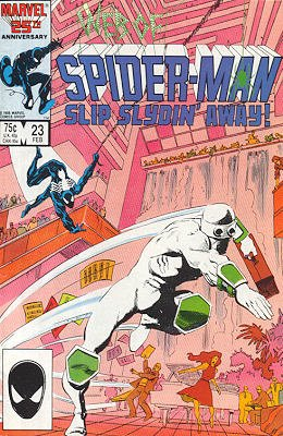 Web of Spider-Man # 23