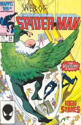 Web of Spider-Man # 24