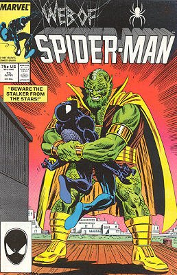 Web of Spider-Man # 25