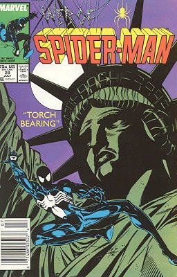 Web of Spider-Man # 28