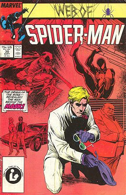 Web of Spider-Man # 30