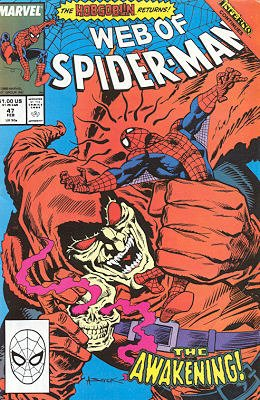 Web of Spider-Man # 47 Issues V1 (1985 - 1995)