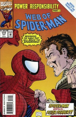 Web of Spider-Man # 117 Issues V1 (1985 - 1995)