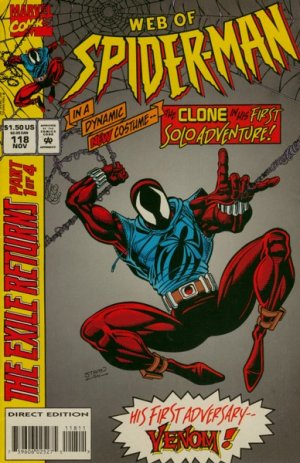Web of Spider-Man # 118 Issues V1 (1985 - 1995)