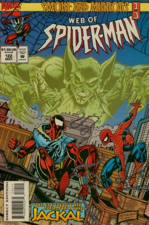 Web of Spider-Man # 122 Issues V1 (1985 - 1995)