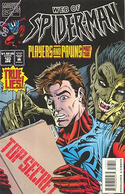 Web of Spider-Man # 123 Issues V1 (1985 - 1995)