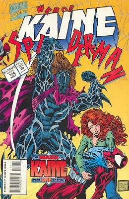Web of Spider-Man # 124 Issues V1 (1985 - 1995)