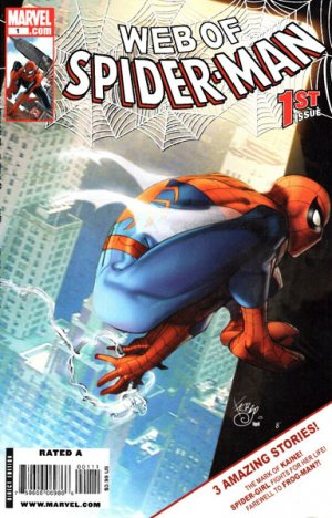 Web of Spider-Man édition Issues V2 (2009 - 2010)