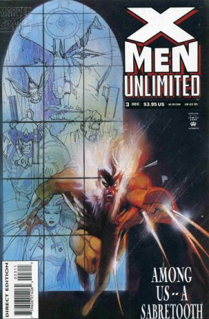 X-Men Unlimited # 3 Issues V1 (1993 - 2003)