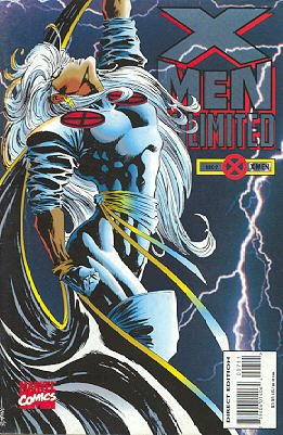 X-Men Unlimited # 7 Issues V1 (1993 - 2003)