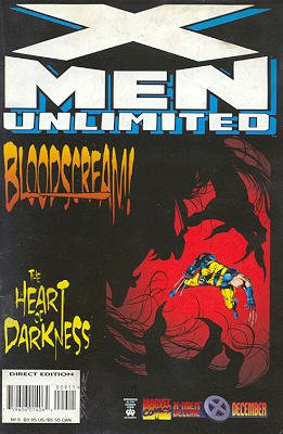 X-Men Unlimited # 9 Issues V1 (1993 - 2003)
