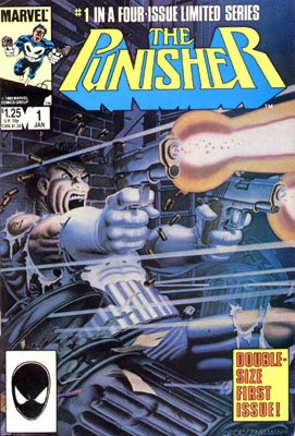 Punisher 1 - Circle of Blood!