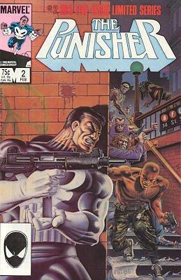 Punisher # 2 Issues V01 (1986)