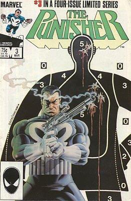 Punisher # 3 Issues V01 (1986)
