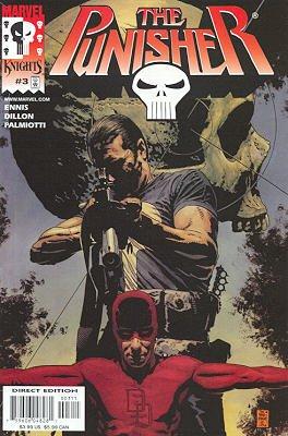 Punisher # 3 Issues V05 (2000 - 2001)