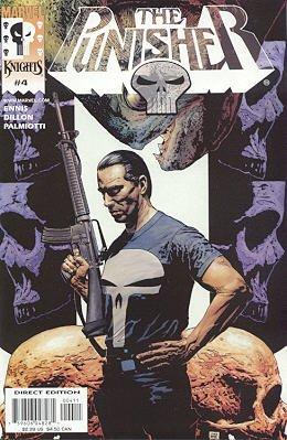 Punisher # 4 Issues V05 (2000 - 2001)