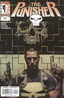 Punisher # 5 Issues V05 (2000 - 2001)