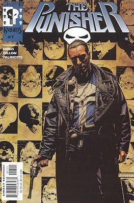 Punisher # 7 Issues V05 (2000 - 2001)