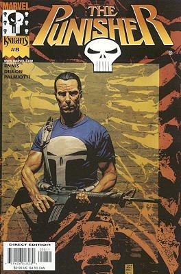 Punisher # 8 Issues V05 (2000 - 2001)