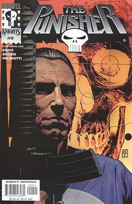 Punisher # 9 Issues V05 (2000 - 2001)