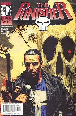 Punisher # 10 Issues V05 (2000 - 2001)