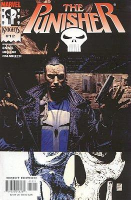 Punisher # 12 Issues V05 (2000 - 2001)