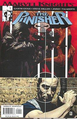 Punisher # 1 Issues V06 (2001 - 2004)