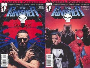 Punisher # 2 Issues V06 (2001 - 2004)