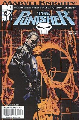 Punisher # 3 Issues V06 (2001 - 2004)