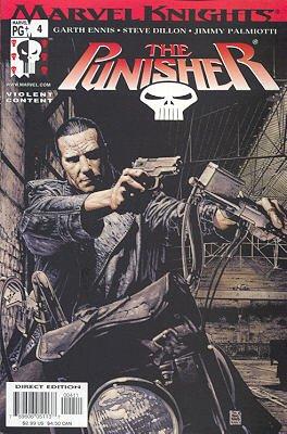 Punisher # 4 Issues V06 (2001 - 2004)