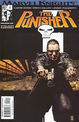 Punisher # 5 Issues V06 (2001 - 2004)