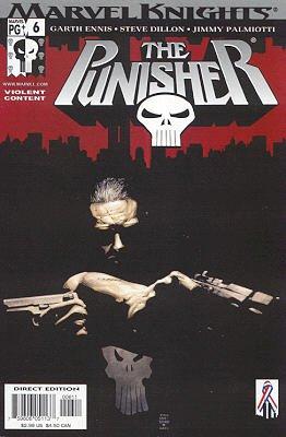 Punisher # 6 Issues V06 (2001 - 2004)
