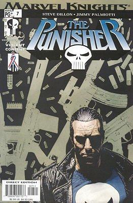 Punisher # 7 Issues V06 (2001 - 2004)