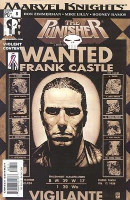 Punisher # 8 Issues V06 (2001 - 2004)