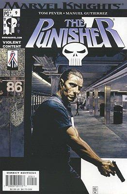 Punisher # 9 Issues V06 (2001 - 2004)