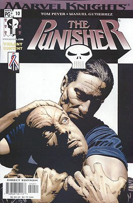 Punisher # 10 Issues V06 (2001 - 2004)